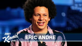 Eric Andre on Being Racially Profiled at the Atlanta Airport