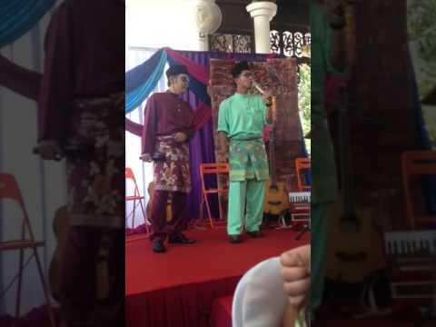 Dato' Jamal Abdillah Battle Lagu Seroja dengan Anak, Osama Yamani