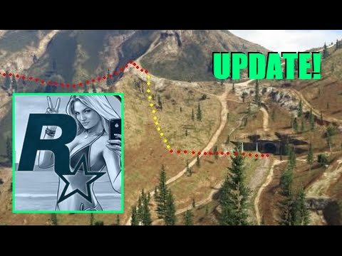 Rockstar Report's Upcoming Projects! CHILIAD TUNNEL UPDATE - GTA 5 Livestream