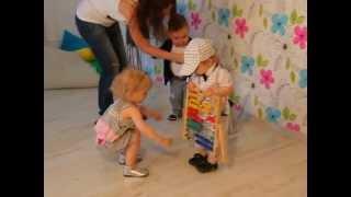 Фотосессия коллекции детской одежды