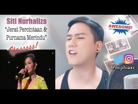 Siti Nurhaliza @ Royal Albert Hall - Jerat Percintaan & Purnama Merindu | REACTION