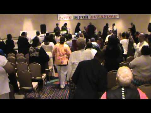 Unity Fellowship Church Ordination Sunday 2012