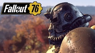 FALLOUT 76 - GAMEPLAY REVEAL TRAILER! Xbox E3 2018 Trailer!