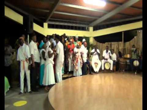 Résidence d'artistes 23.06.2012 Guadeloupe...