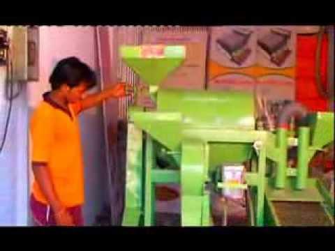 PKV Mini Dal Mill Part 1