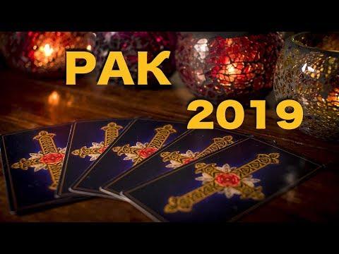 РАК - 2019. Таро-Прогноз на 2019 год. Гадание на Таро.