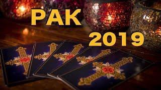 РАК   2019. Таро Прогноз на 2019 год. Гадание на Таро.