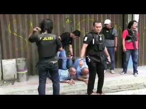 Preman Berkedok Scurity Ditangkap di Jakarta Barat Hingga Terjadi Kericuhan