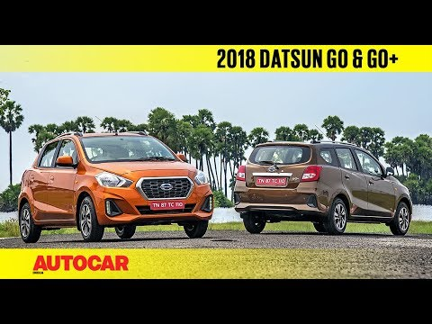 2018 Datsun Go Go facelift First Drive Review Autocar India