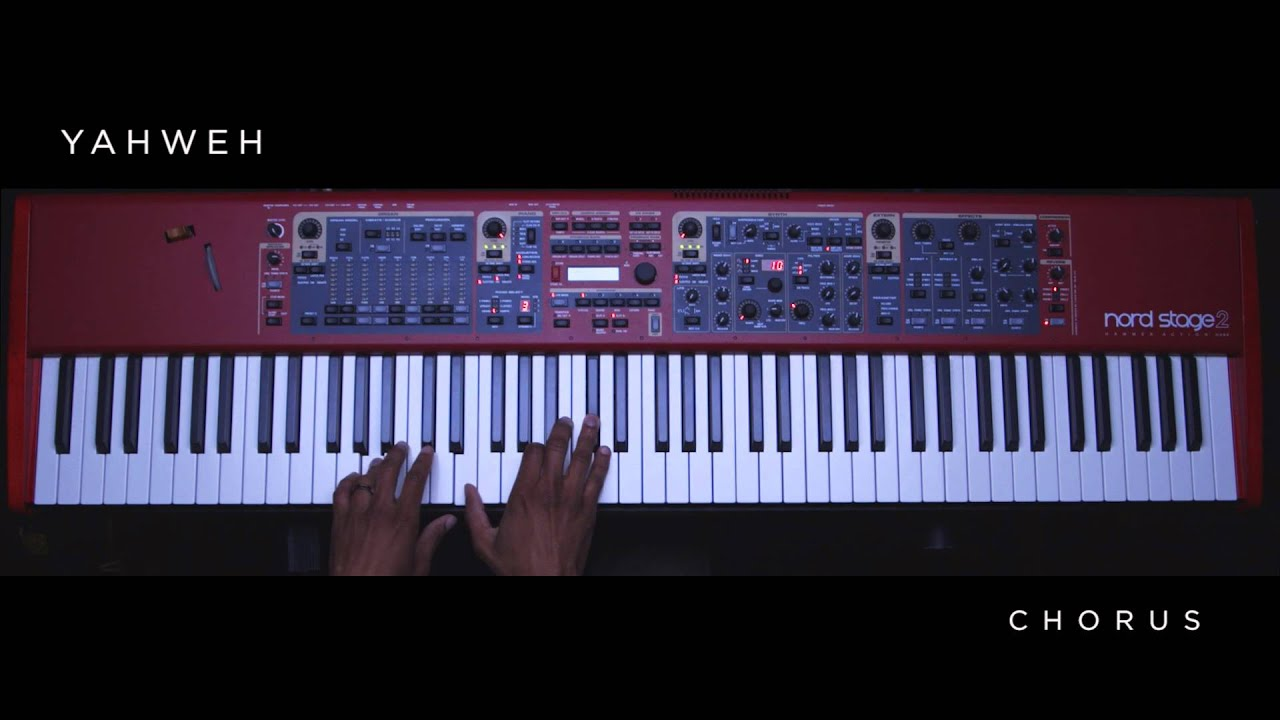 Yahweh keys tutorial youtube hexwebz Gallery