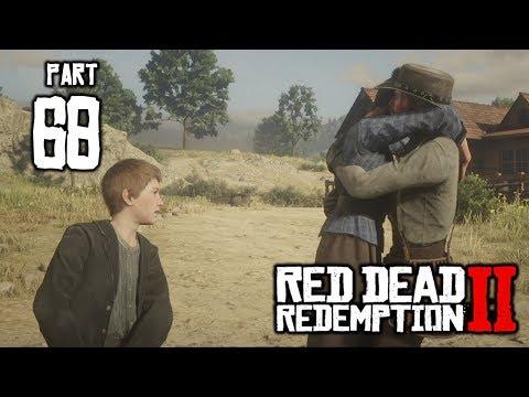 Red Dead Redemption 2 - Part 68 - ABIGAIL RETURNS TO JOHN   GLOCO