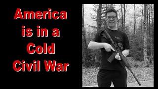America is in a Cold Civil War - Politics & Art Stream