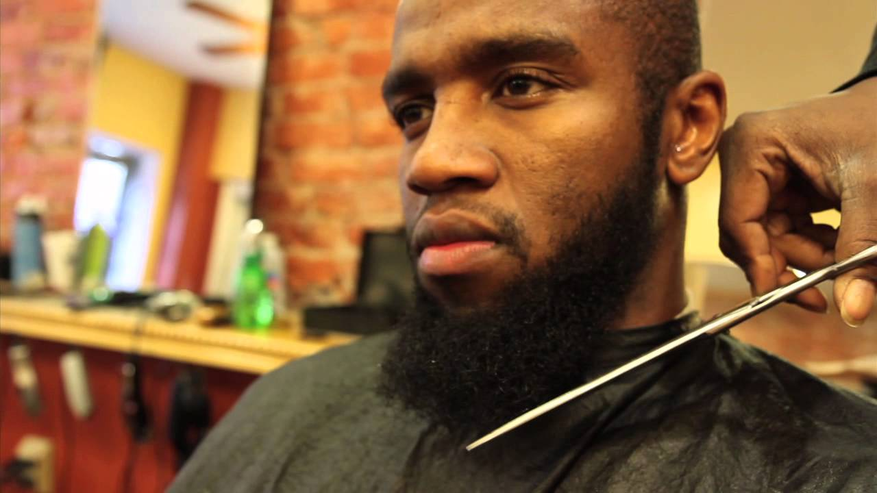 Image result for black man philly beard