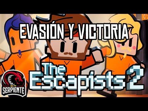 EVASIÓN Y VICTORIA | THE ESCAPIST 2 La serie Pt 9 C/ None y ERuby
