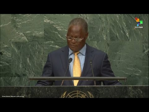 UN Speeches: Jocelerme Privert, Acting President of the Republic of Haiti