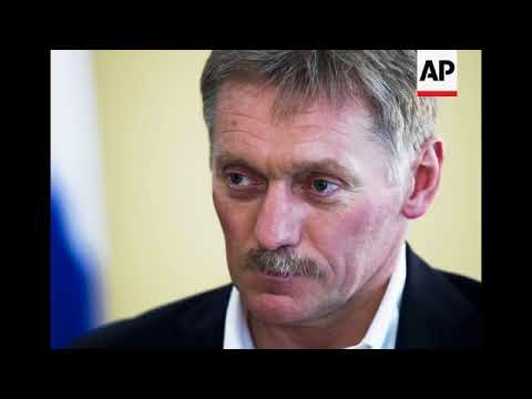 Peskov: reports of US strikes on Russian contractors in Syria must be verified