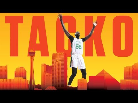 Tacko Fall is the barely-jumping star of Summer League | 2019 NBA Summer League