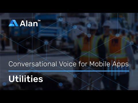 Utilities Industry Use Case l Alan AI