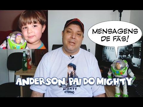 Mensagens de Fãs: Anderson, pai do Leo (Mighty)