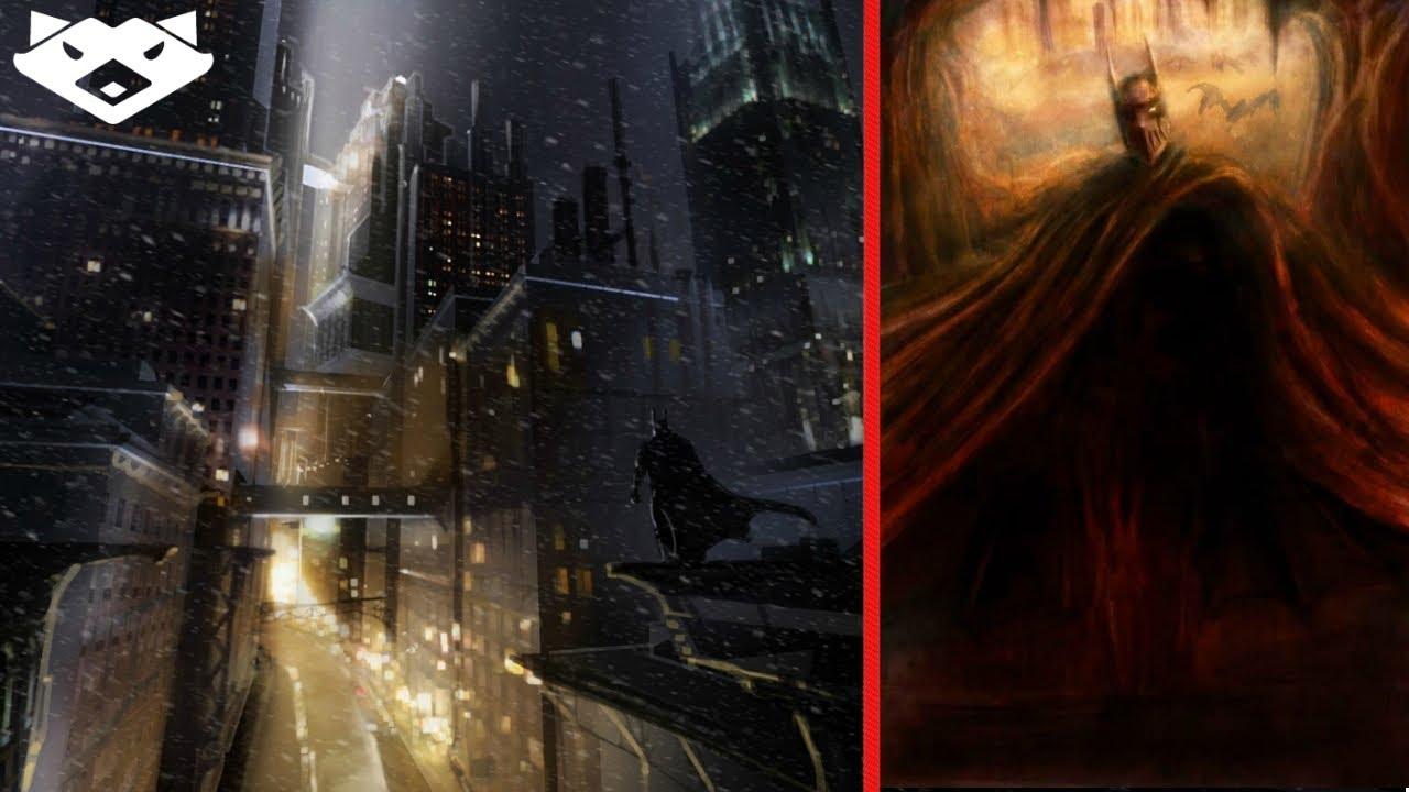 NEW BATMAN GAME LEAKED IMAGES Described! (Batbike, Wayne ...