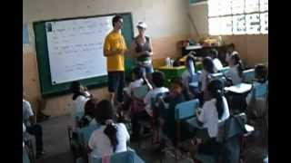 Andrew & Michelle - Teaching in style.MP4