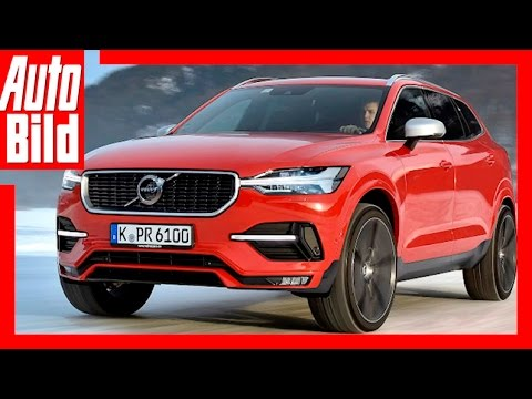 die neuen 2017 volvo xc60 der xc60 wird gr er review test youtube. Black Bedroom Furniture Sets. Home Design Ideas