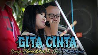 Gita Cinta - Sony Chocolatos Feat Dewi Purnama - Om. Dewangga 2017