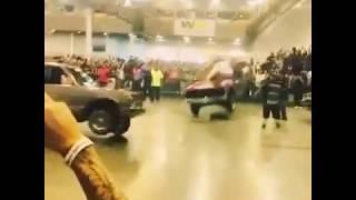 Прыгающие машины!!!!Круто!!!