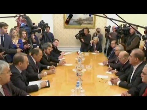 UN talks on Syria in Geneva postponed, says Lavrov