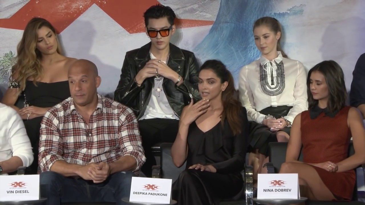 Download xXx Return of Xander Cage Press Conference