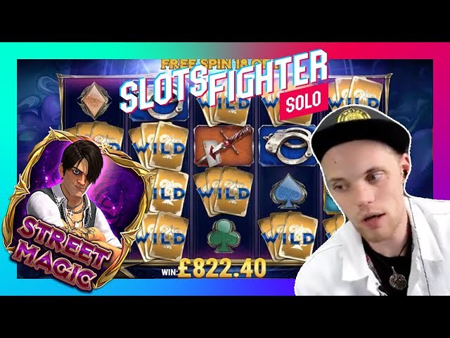 Getting That $$$ On Street Magic Slot!!