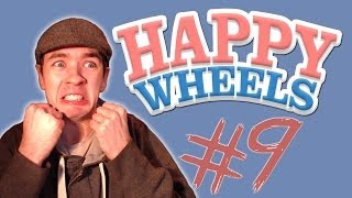 Happy Wheels - Part 9 | BEST FACIAL EXPRESSION EVER! | BETTY
