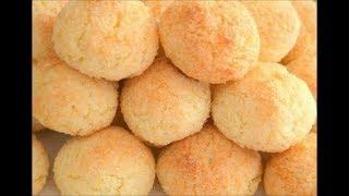 Нежное сахарное печенье с корицей