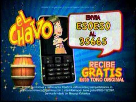 Nuevo comercial ringtone del Chavo del 8
