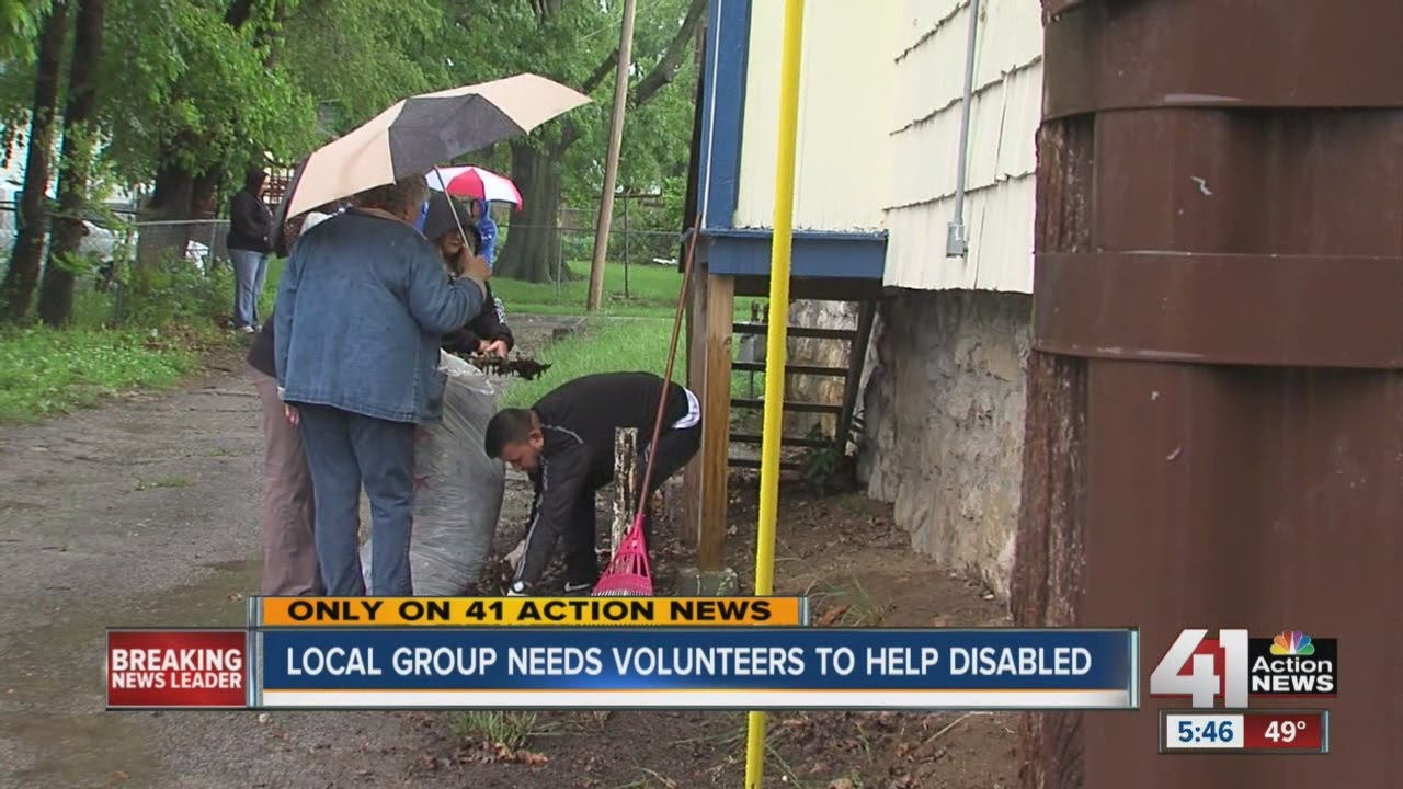 Volunteers Needed For Yard Work Project To Help Kc Residents With