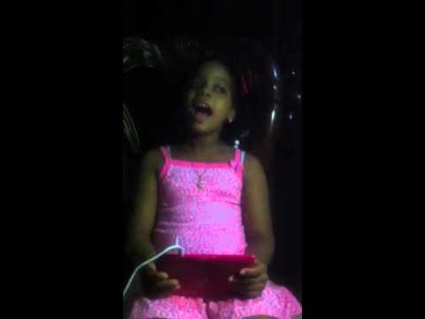 Jasmielis en karaoke