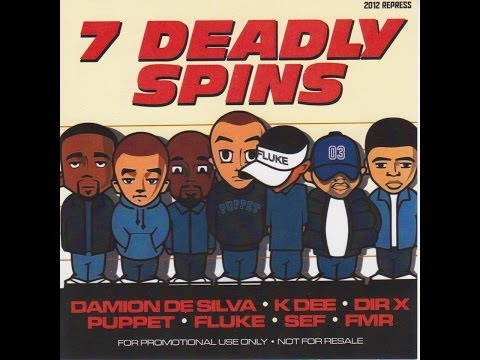 Phat Thursday Presents....Spins of  the Past (7 deadly Spins reunion)