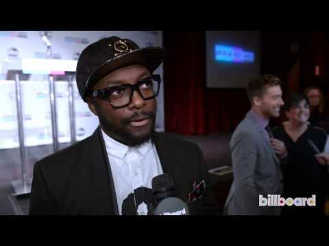 Will.i.am Discusses Britney Spears' New Music At AMAs Nominations Announcement