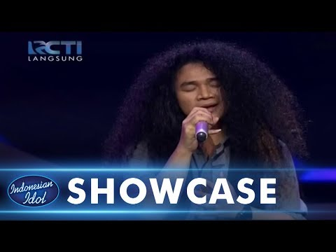 CHANDRA - PERGILAH KASIH (Chrisye) - SHOWCASE 1 - Indonesian Idol 2018
