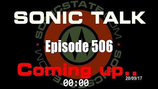 Sonic TALK 506 - Josh Bell and Vocaloid