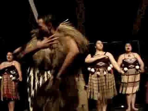 Maori, the indigenous people of Aotearoa (New Zealand)