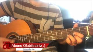 İrem Derici - Dur Yavaş (Gitar Cover) / Akor