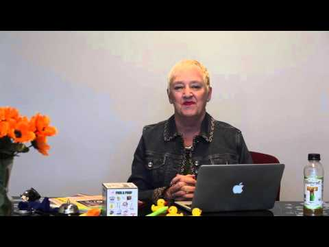 International Creativity Month - Carole's Tips #3
