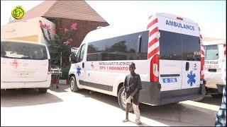 Urgence dans les hôpitaux: Les nouvelles dispositions à l'hôpital de  Ndamatou de Touba