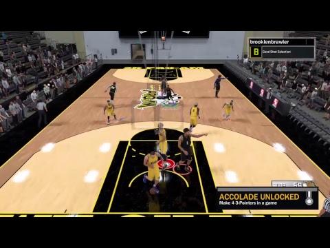 NBA Workin on Pro Am team Scooby Snacks