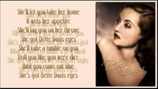 Kim Carnes +  Bette Davis Eyes + Lyrics/HQ