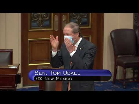 Senator Udall's Farewell Speech