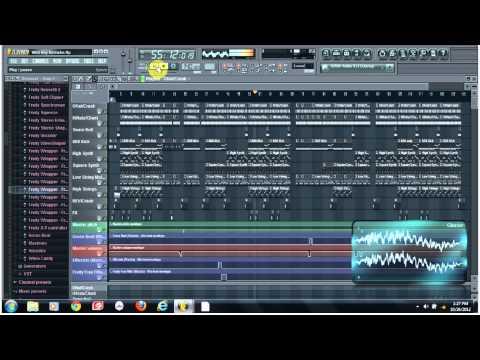 MGK Ft. Waka Flocka Wild Boy Instrumental FL Studio Remake + FLP Download