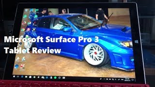 ***100 SUBSCRIBER SPECIAL*** Microsoft Surface Pro 3 Tablet Review