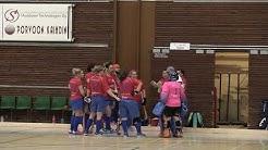 Naisten Indoorhockey SM Finaali Porvoo 9.3.2019 ABC Team - Porvoo HC